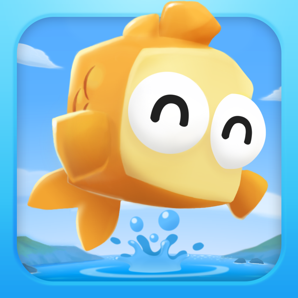 Fish Out Of Water! by Halfbrick Studios icon
